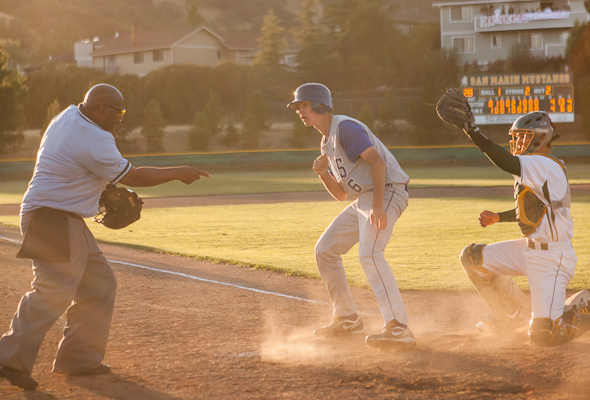 Acalanes High School Baseball