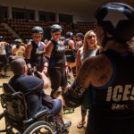 Santa Cruz Derby Girls defeat Team Gold in Santa Cruz